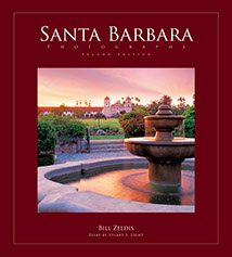 Santa Barbara Photographs book by Bill Zeldis.